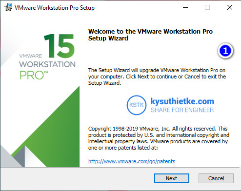 Download VMware Workstation Pro 15 1 0 Full Key active - Tạo