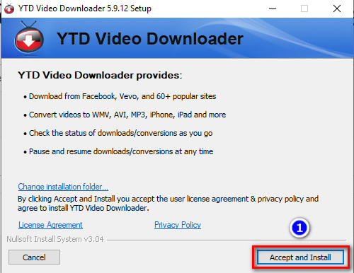 YTD Video Downloader Pro 7.1 - Tải video Youtube, Facebook nhanh nhất 1