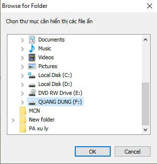 Download FixAttrb Bkav 3.0.0.1 - Phần mềm hiện file ẩn cho USB tốt nhất 3