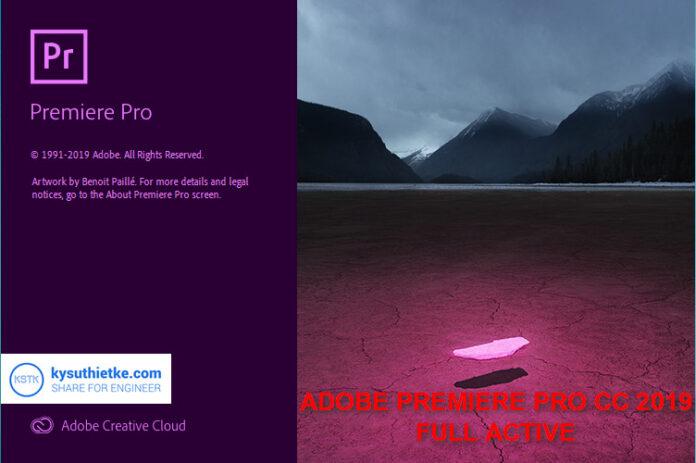 Download Adobe Premiere Pro cc 2019 full active link google drive