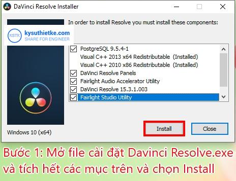 Download Davinci Resolve full link google drive 64bit