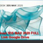 Download 3Ds Max 2020 Full Crack Link Google Drive