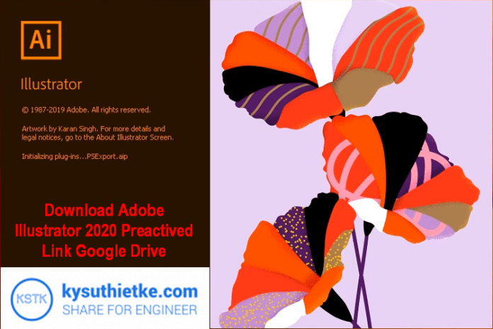Download Adobe Illustrator Full Active/Preactived Link Google Drive