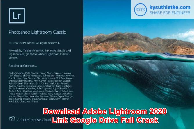 Donwload Lightroom 2020 Full Link Google Drive