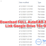 Download AutoCAD Full Version