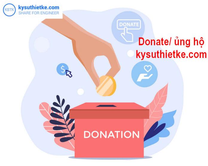 Ủng hộ - Donate kysuthietke.com