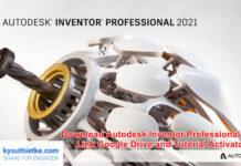 Donwload Autodesk Inventor 2021 Full Link Google Drive