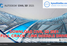 Download Civil 3D 2021 Full Active Link Google Drive