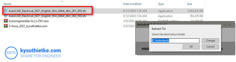 Download AutoCAD Electrical 2021 Full Active 1