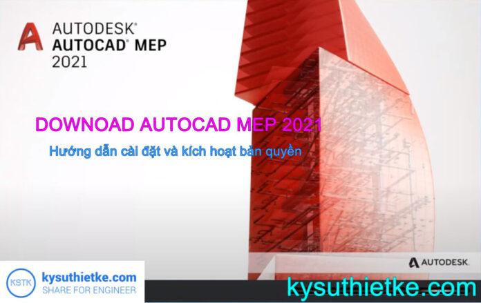 Download Autodesk AutoCAD MEP 2021 Full Active