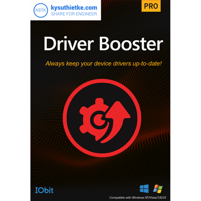 Download IObit Driver Booster Pro Full Key Active