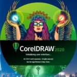 Logo Coreldraw Graphics Suite 2020