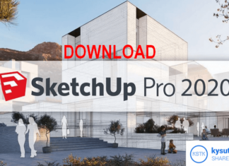 download sketchup 2020 full active- kysuthietke