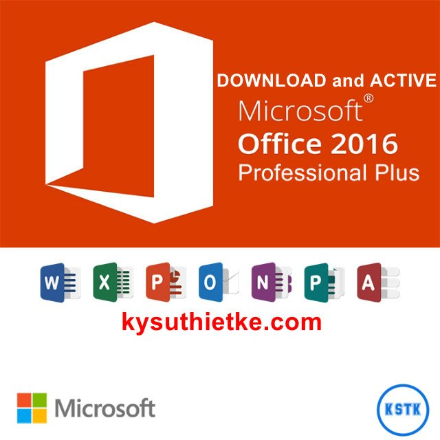 Download Microsoft Office 2016 Full Active
