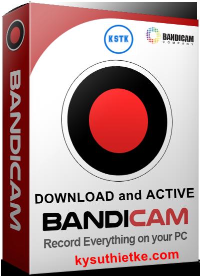 Download Bandicam Full Active mới nhất