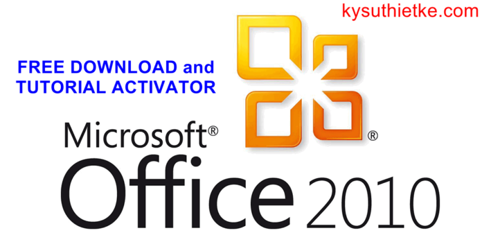 Logo Microsoft Office 2010 - Free Download