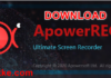 Download ApowerREC Full Key Active - Link Google Drive