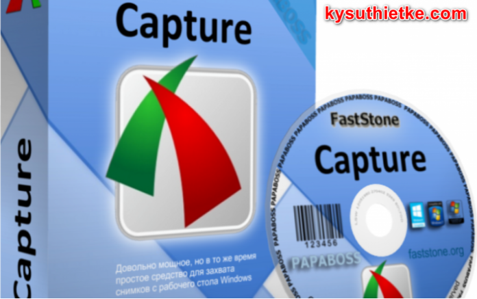 Download and Active FastStone Capture Full Key Active