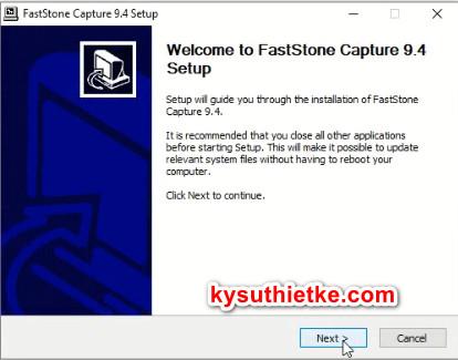 Download FastStone Capture mới nhất