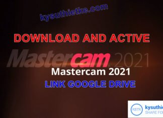 Download Mastercam 2021 x64 for SoidWorks Full Active Link Google Drive