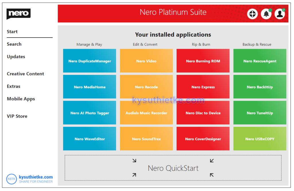 Download Nero Burning ROM 2021 Full Active - kysuthietke