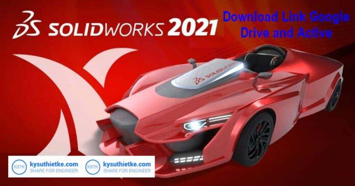 Download Soildworks 2021 Premium Link Google Drive