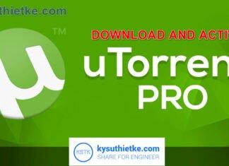 Download uTorrent Pro mới nhất Full Active Link google drive