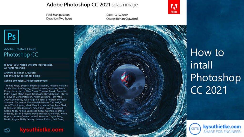 Download Adobe Photoshop 2021 Pre-Activation Link Google Drive (Win/macOS)