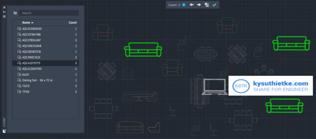 Download AutoCAD 2022 and what's news - Count
