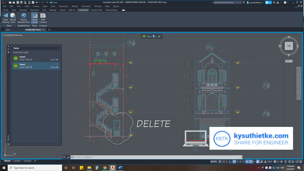 Download AutoCAD 2022 and what's news - Trade 1
