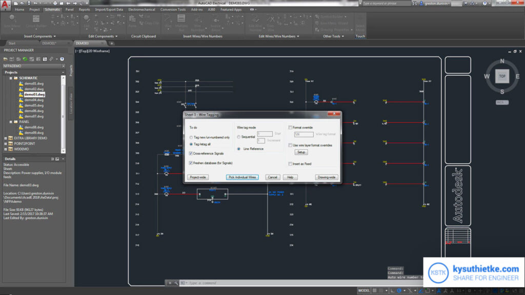 Download AutoCAD Electrical 2022 Full Active Link Google Drive Free