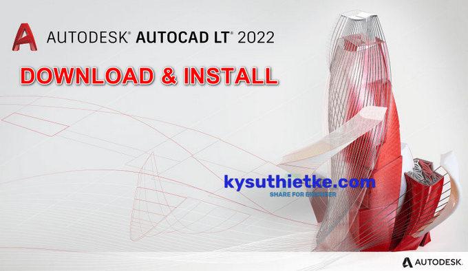 Download AutoCAD LT 2022 Full Windowns 64bit Free Link google Drive