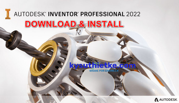 Download Autodesk Inventor Pro 2022 Link Google Drive Free Full Active