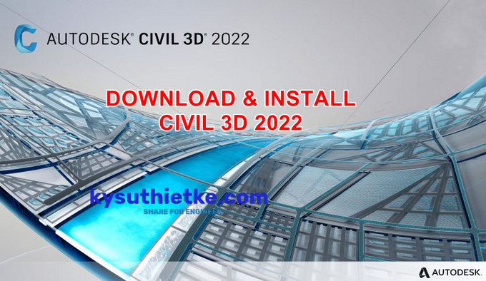 Download Autodesk Civil 3D 2022 Full Active Link Google Drive Free